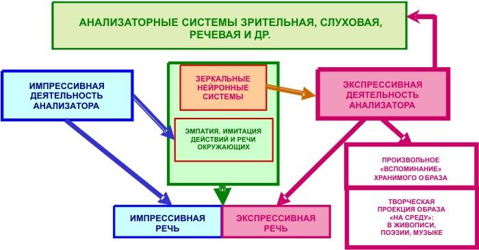 объединить в единую схему,